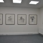 A Stitch In Time exhibition photo