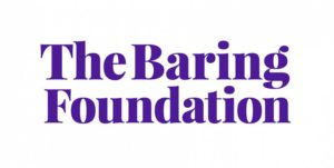 The Baring Foundation Logo