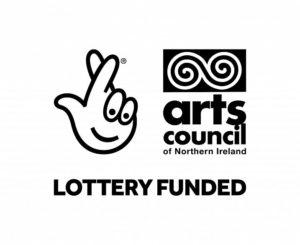 Arts Council Northern Ireland Funding Logo