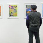 Mel Brimfield at Void Gallery