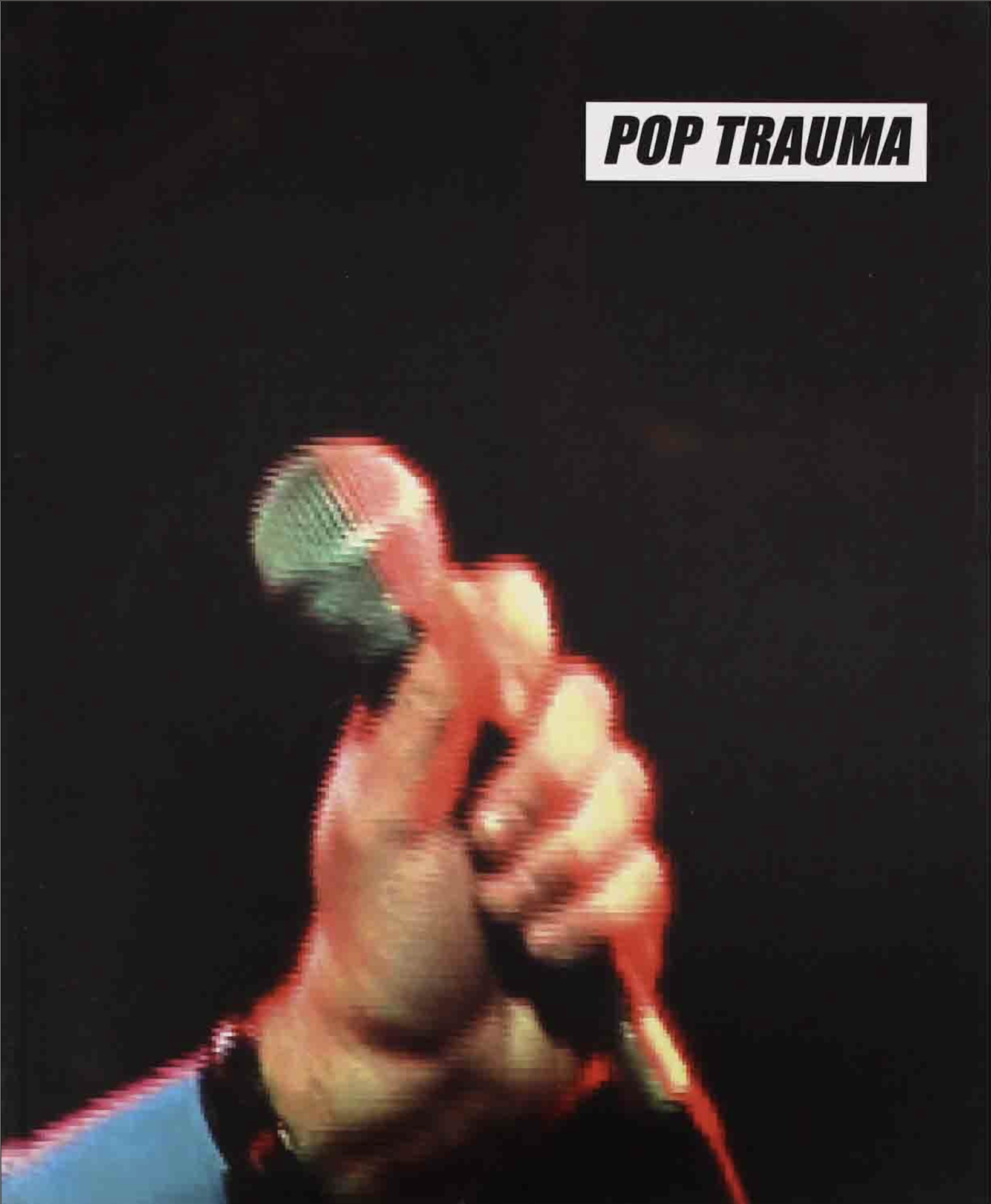Pop Trauma by Common Culture exhibition catalogue