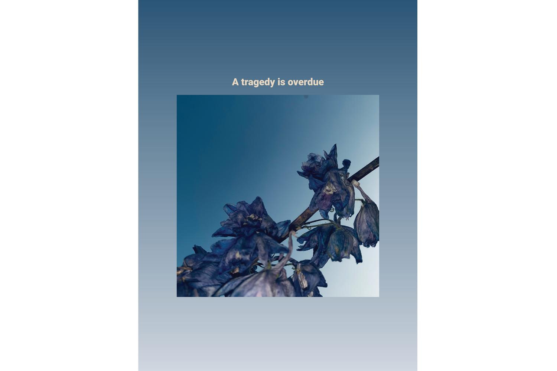 At Dusk we Retreat, Charbel Haber, Inkjet print on Hahnemuhle Photo Rag, 40 x 30 cm, 2020