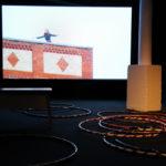 Installation image of Christian Jankowski at Void Gallery
