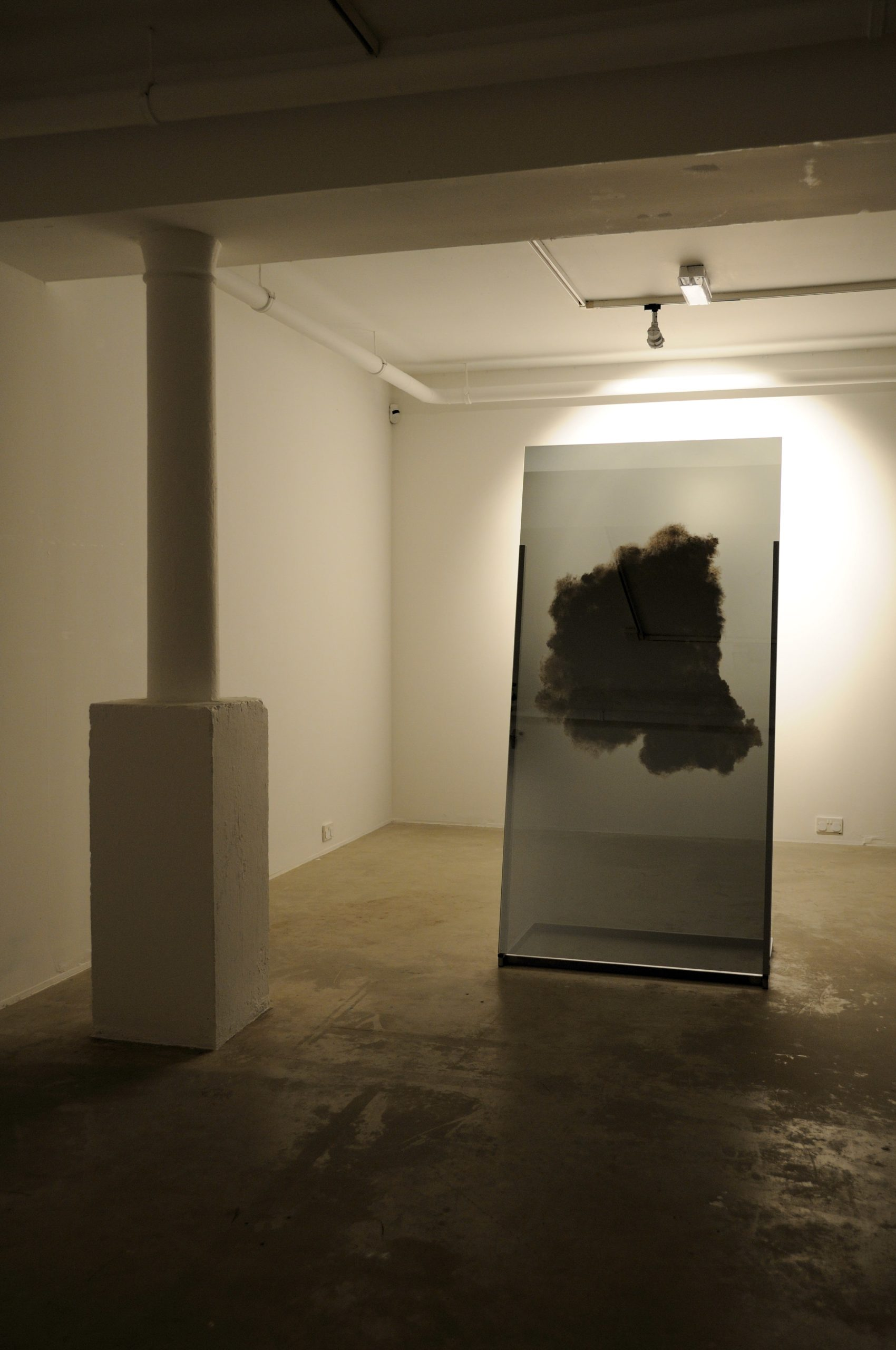 Niamh O'Malley at Void Gallery intallation images
